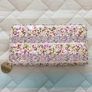 Deux Lux Sequin Wallet